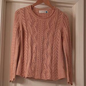 Sparrow sweater top